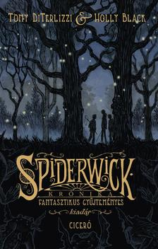 Tony DiTerlizzi - Holly Black - Spiderwick krónika