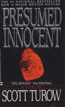 Scott Turow - Presumed Innocent [antikvár]