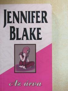 Jennifer Blake - Az árva [antikvár]