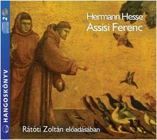 Hermann Hesse - ASSISI FERENC - HANGOSKÖNYV