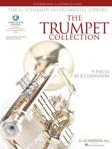 CLARKE, ENESCU, GOEDICKE, HUMMEL, NERUDA - THE TRUMPET COLLECTION 9 PIECES BY 8 COMPOSERS WITH TWO CD-S