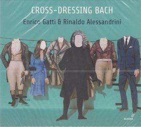 Bach - CROSS-DRESSING BACH CD