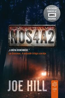 Joe HILL - NOS4A2 - ÜKH 2019