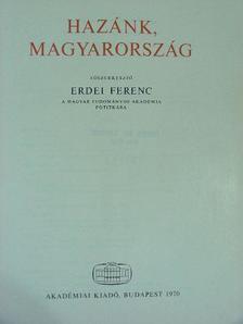 Antos László - Hazánk, Magyarország [antikvár]