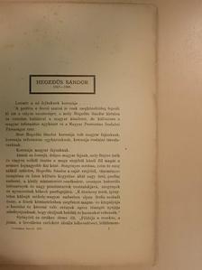 Barcsa János - Protestáns Szemle 1907. január-december [antikvár]