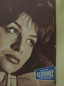 Albert István - Film-Színház-Muzsika 1962. november 16. [antikvár]