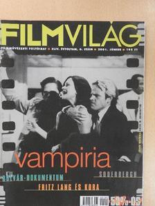 Bori Erzsébet - Filmvilág 2001. június [antikvár]