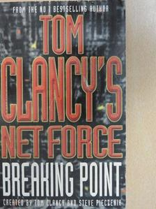 Steve Pieczenik - Tom Clancy's Net Force: Breaking Point [antikvár]