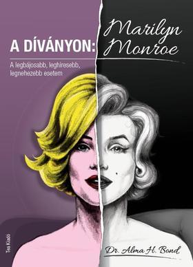 A díványon: Marilyn Monroe