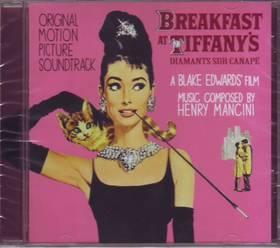 MANCINI - BREAKFAST AT TIFFANY'S CD
