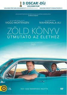 Peter Farrelly - ZÖLD KÖNYV - ÚTMUTATÓ AZ ÉLETHEZ - DVD