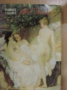 Barát Endre - Alvó Vénusz [antikvár]