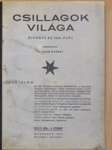 Barátfalvi Ottó - Csillagok Világa 1948. [antikvár]
