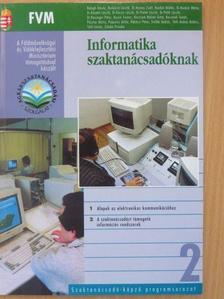Balogh Károly - Informatika szaktanácsadóknak [antikvár]