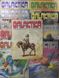 A. E. Van Vogt - Galaktika 78-87. (nem teljes évfolyam) [antikvár]