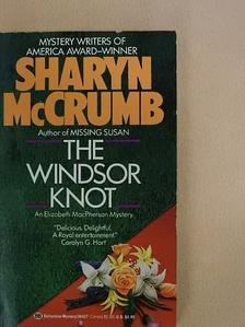 Sharyn McCrumb - The Windsor Knot [antikvár]