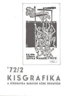 Galambos Ferenc - Kisgrafika 72/2 [antikvár]