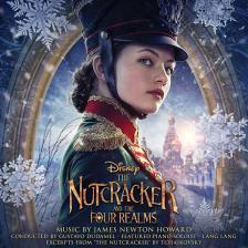 THE NUTCRACKER AND THE FOUR REALMS CD DISNEY