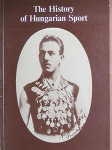 Boskovics Jenő - The History of Hungarian Sport [antikvár]