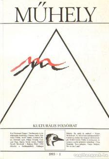 Villányi László - Műhely 1993. XVI. évf. (hiányos) [antikvár]