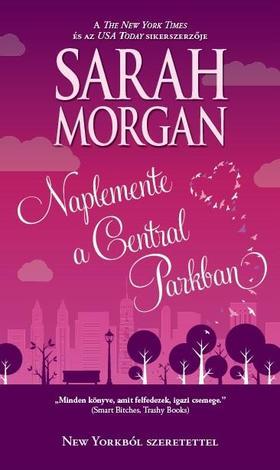 Sarah Morgan - Naplemente a Central parkban