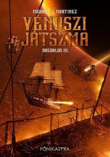 Michael J. Martinez - Vénuszi játszma