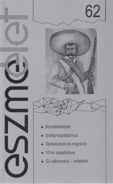 Andor László - Eszmélet 62 [antikvár]