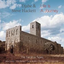 Djabe, Steve Hackett - LIFE IS A JOURNEY 2CD+2DVD DJABE & STEVE HACKETT