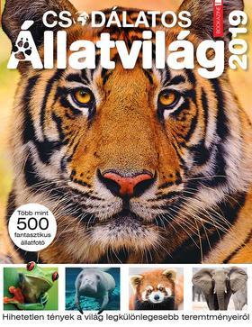 Iván Katalin - szerk. - Füles Bookazine 2019/03: Csodálatos Állatvilág