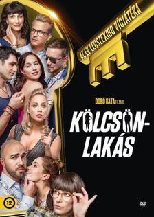 Dobó Kata - KÖLCSÖNLAKÁS - DVD
