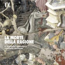 LA MORTE DELLA RAGIONE CD ANTONINI
