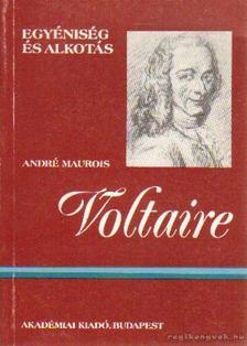 André Maurois - Voltaire [antikvár]