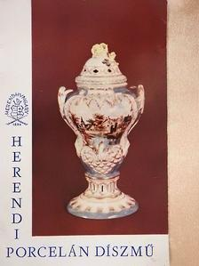Molnár László - Herendi porcelán díszmű [antikvár]