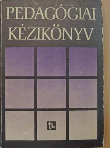 Bakonyi Pál - Pedagógiai kézikönyv [antikvár]