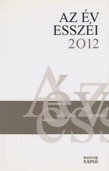 Rosonczy Ildikó - Az év esszéi 2012 [antikvár]
