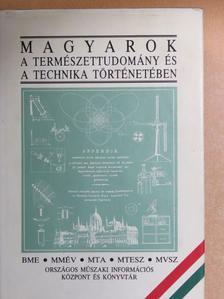 Abonyi Iván - Magyarok a természettudomány és a technika történetében [antikvár]