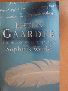 Jostein Gaarder - Sophie's World [antikvár]