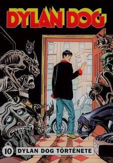 Tiziano Sclavi - Dylan Dog története - Dylan Dog  10. szines