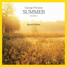 GEORGE WINSTON - SUMMER CD GEORGE WINSTON