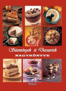 Martha Day - Sütemények és Desszertek nagykönyve