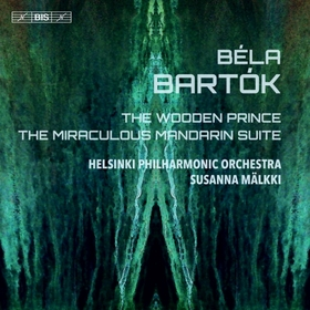 BARTÓK - THE WOODEN PRINCE CD MALKKI