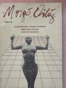 Alföldy Jenő - Mozgó Világ 1987. augusztus [antikvár]