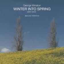 GEORGE WINSTON - WINTER INTO SPRING CD GEORGE WINSTON