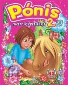 Pónis matricásfüzet 2.