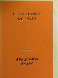 Cesare Pavese - Szép nyár [antikvár]