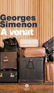 Georges Simenon - A vonat