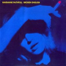 MARIANNE FAITHFULL - BROKEN ENGLISH CD MARIANNE FAITHFULL