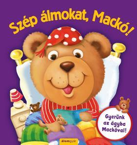 Caroline Richards - Szép álmokat, Mackó!