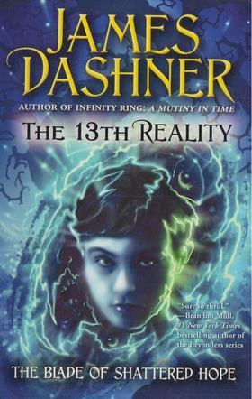 James Dashner - The blade of shattered hope [antikvár]