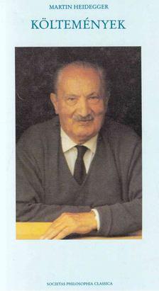Martin Heidegger - Költemények [antikvár]